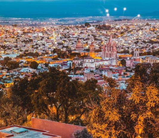 mexico digital nomad cities