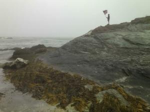 Week 1: Maine. Photo Credit: Kevin Lu.