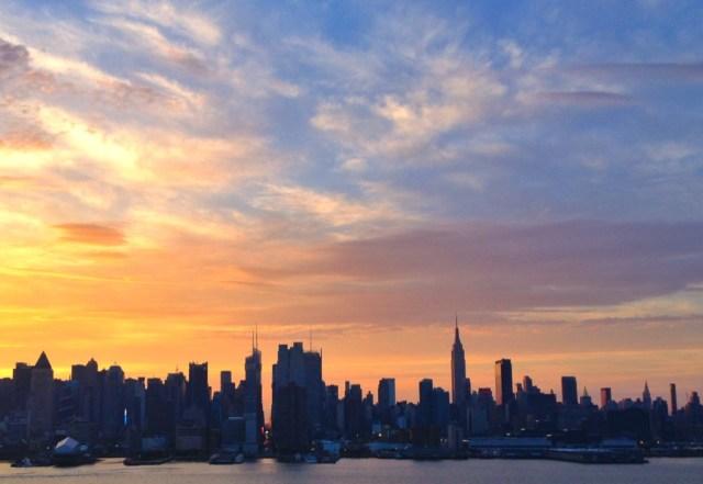 NYC. (Photo Credit: Joe D'Amelio)