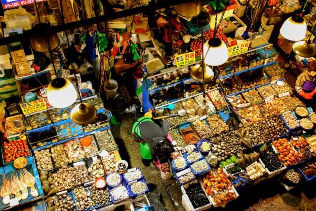 2. Noryangjin-Fish-Market-Seoul