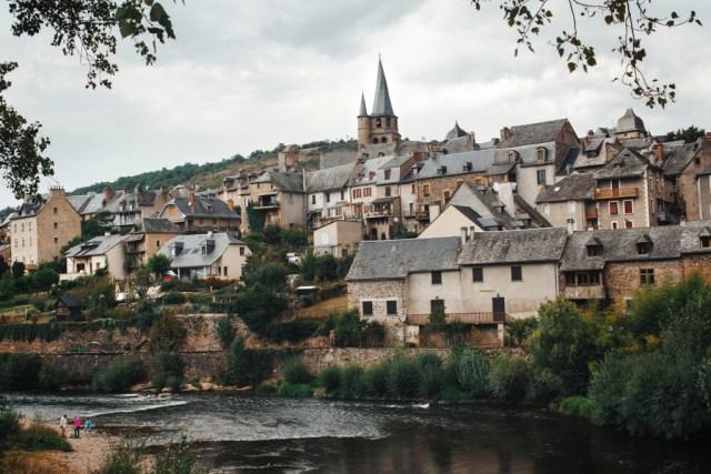 Saint-Georges Seminary, Le-Puy-en-Velay, France.