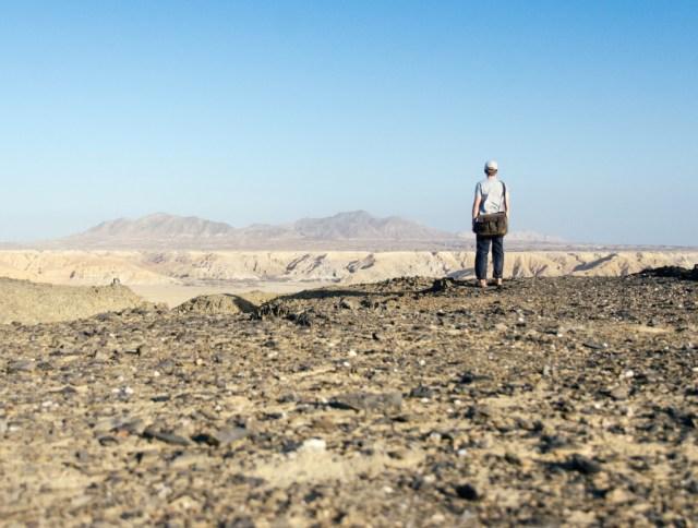Beneath the Desert Sky Jeff McAllister Peru Bucket List