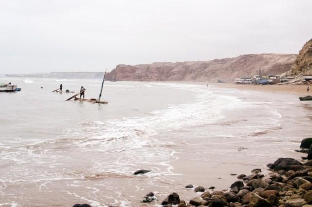 Fishing in La Tortuga - travel - photography - peru - passion passport - bucket list - jeff mcallister