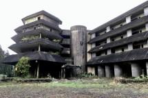 Hotel Monte Palace Abandoned
