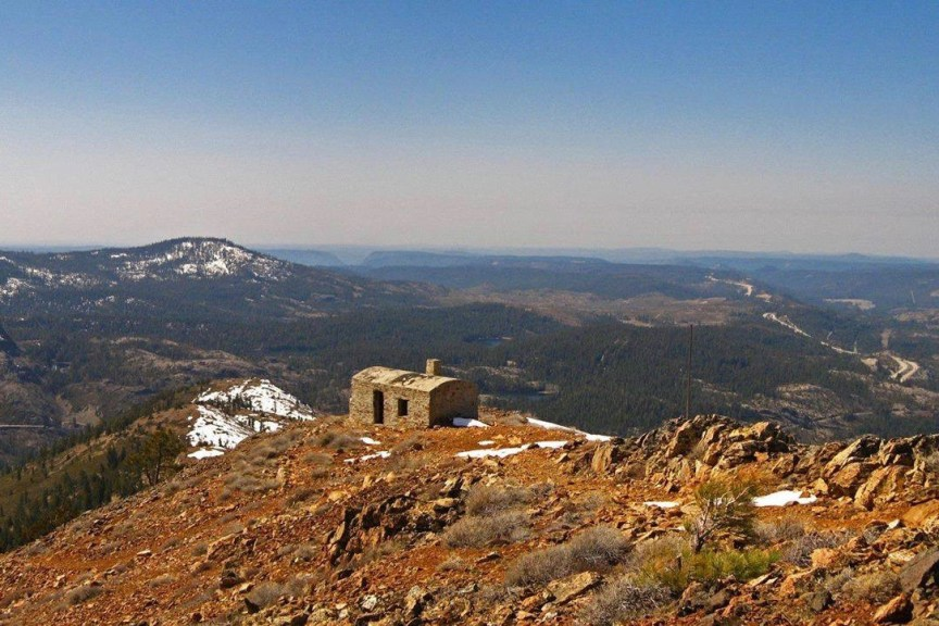 King (or Queen) of the Mountain: How to Stay at a Forest Service Cabin