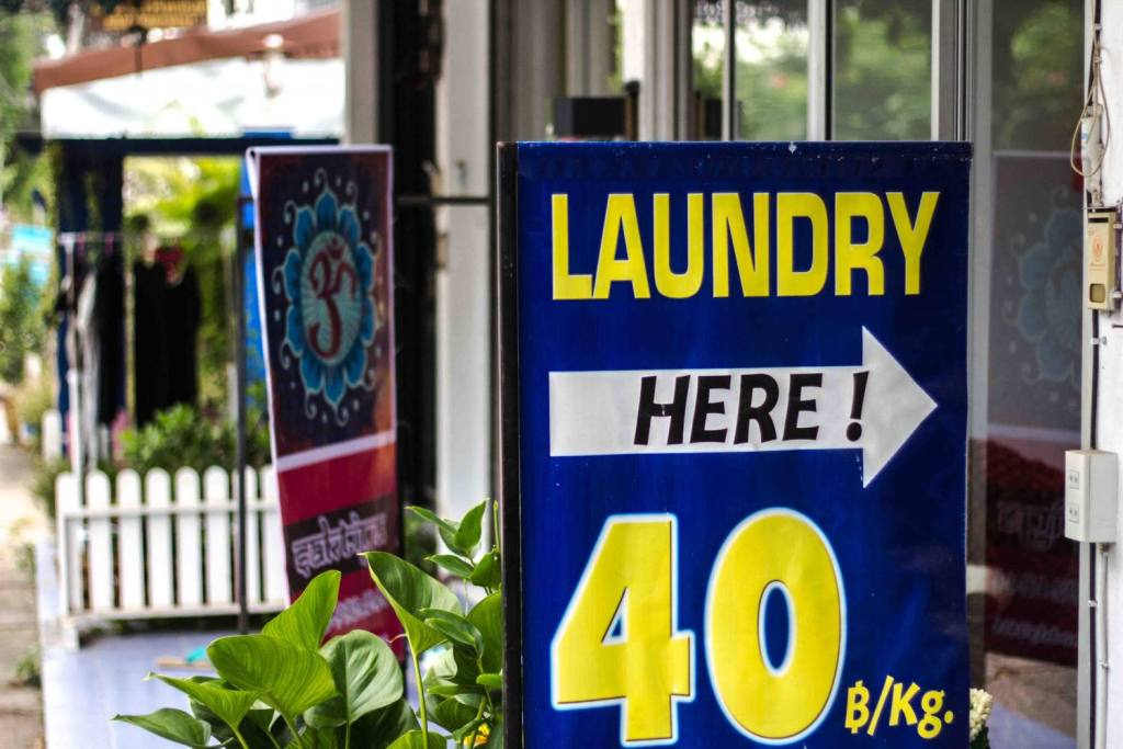 Washing clothes while traveling is a necessity for long-term travel. Whether you're backpacking Southeast Asia, taking a road trip in the U.S., or traveling elsewhere, here are the best options for getting your laundry done.