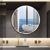 Best Frameless Mirror For Bathroom