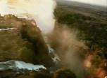 Victoria Falls heli ride