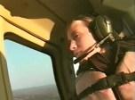 Heli ride over Victoria Falls in Zimbabwe