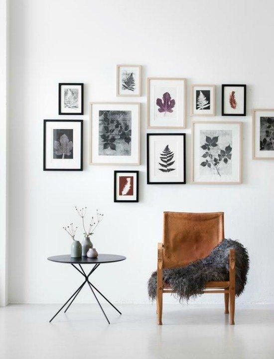 Botanical prints by Pernille Folcarelli  Passion Shake