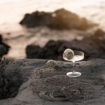 Celebrating With Ripple Champagne Saucers From Ferm Living Passionshake