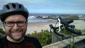 Selfie on the Southern Oregon Coast