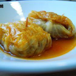 Sarma cabbage rolls