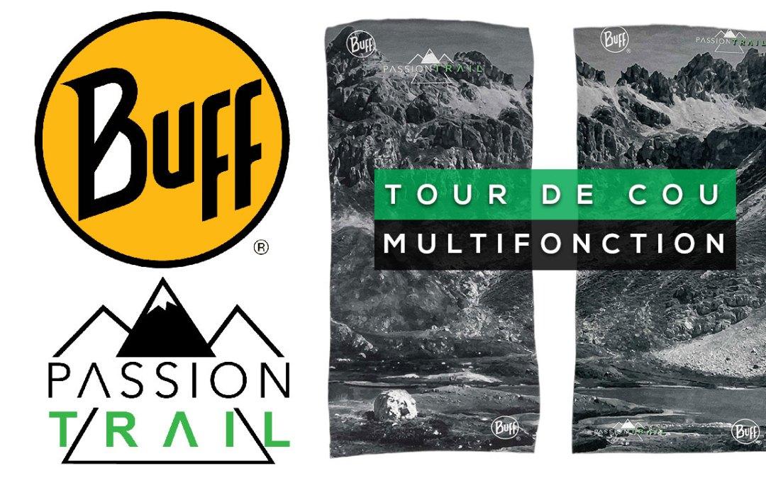 TOUR DE COU BUFF® PASSION TRAIL