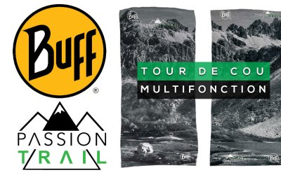 TOUR DE COU BUFF® PASSION TRAIL