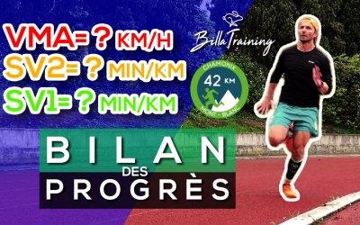 BILAN DE MES PROGRÈS APRÈS 4 MOIS D'ENTRAINEMENT TRAIL RUNNING