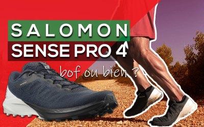 TEST SALOMON SENSE PRO 4: VAIS-JE ÊTRE DÉÇU DE MON RETOUR CHEZ SALOMON EN CHAUSSURE TRAIL ?