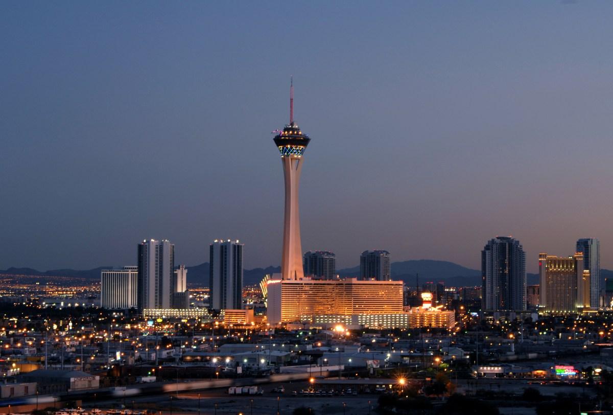 Las Vegas Usa Le Stratosphere