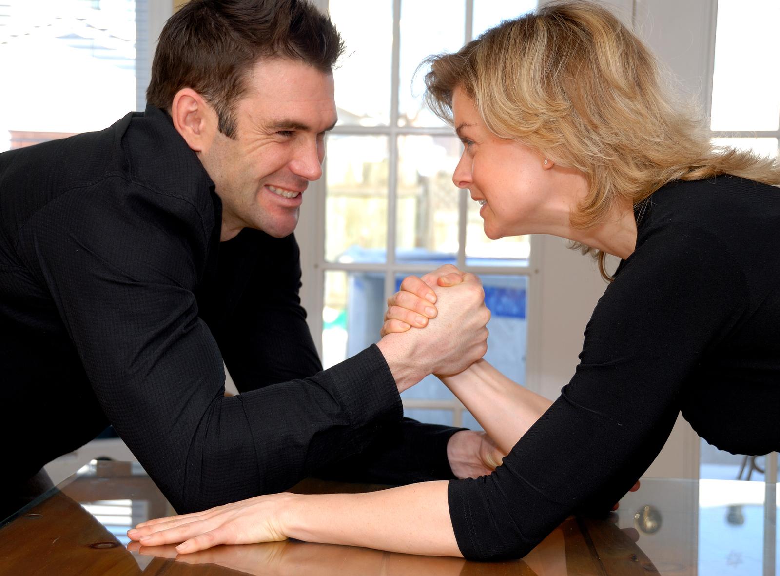 Passive aggressive wife 77