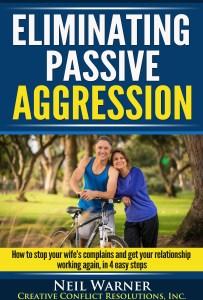 Eliminating Passive Aggression Book