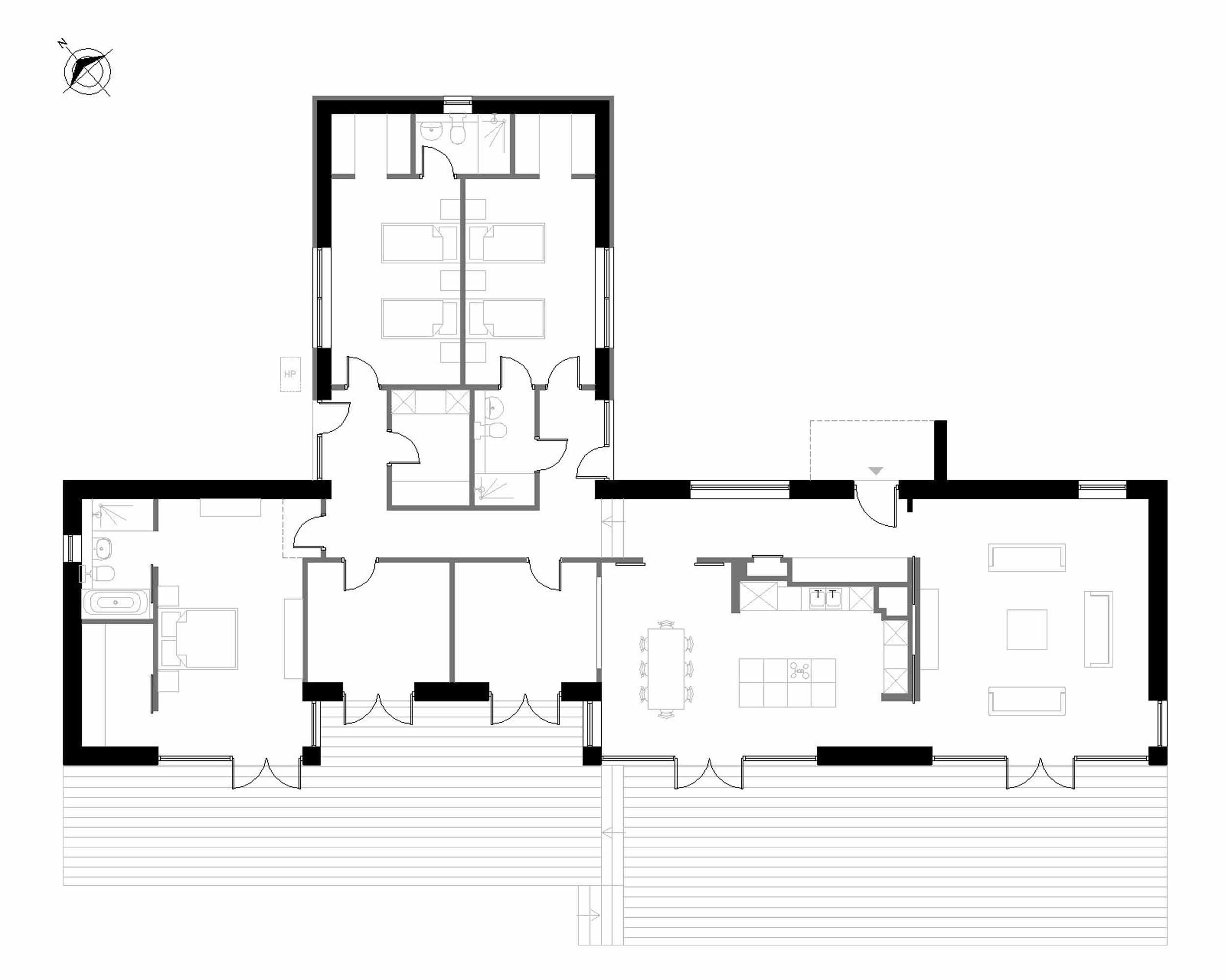 Traditional Irish House Floor Plans