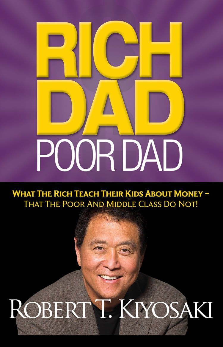 book review rich dad poor dad passive income m d  when