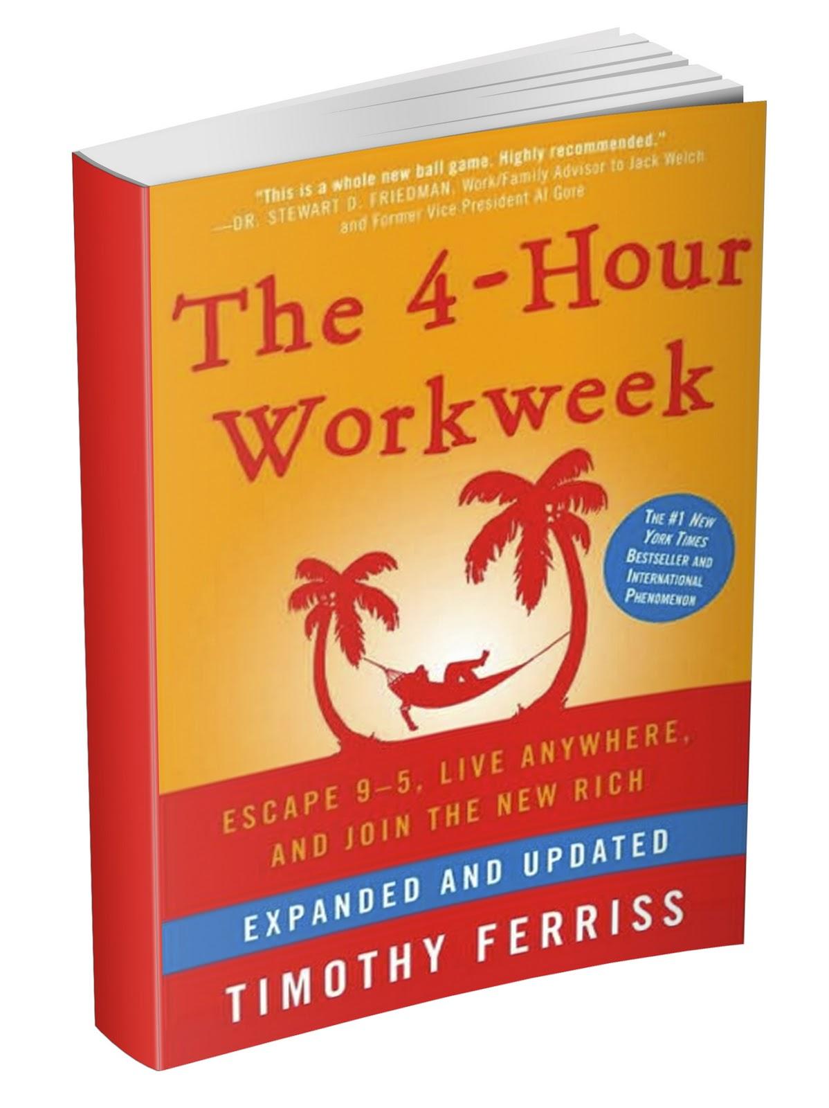 Fourhour work week
