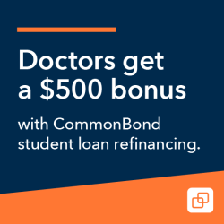 Doctor Student Loan Refinancing