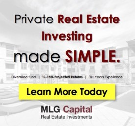 MLG real estate investing