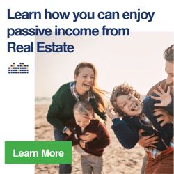 real estate crowdfunding passive income