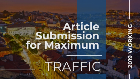 Article Submission for Maximum Traffic