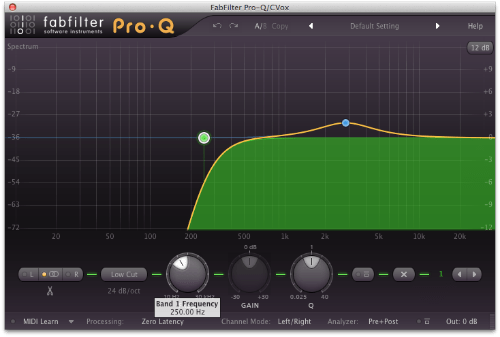 Make Space for Tight Bass - Passive Promotion