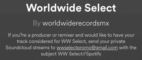Worldwide Select