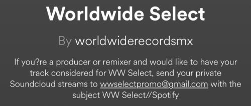 Worldwide Select