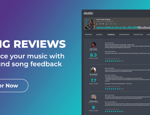 Drooble Song Reviews