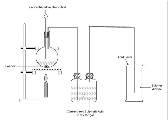 Hydrogen Sulphide, Sulphur (IV) oxide and Sulphur (VI