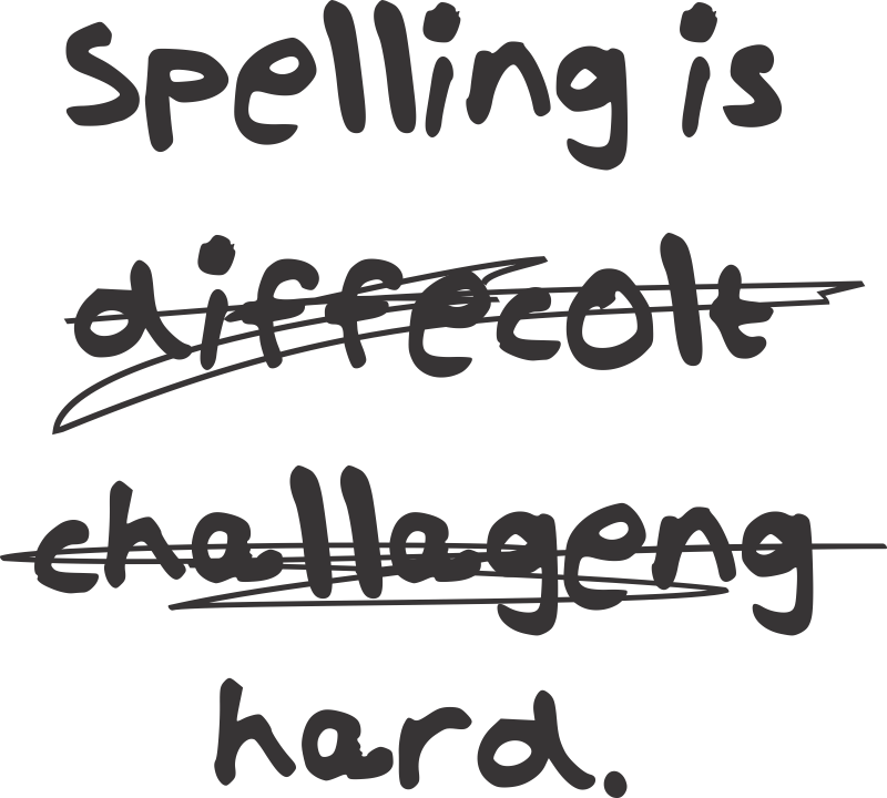 Commonly Misspelled Words and Idioms