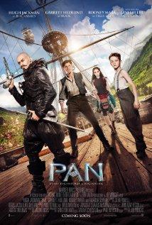 The New Peter Pan Movie