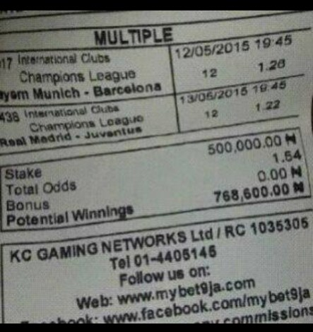 Do You Even Know What the Nigerian Law Says About Betting