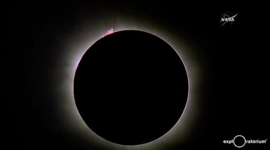 total solar eclipse 1