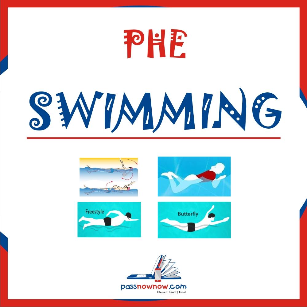 PHE {JSS3}: Swimming