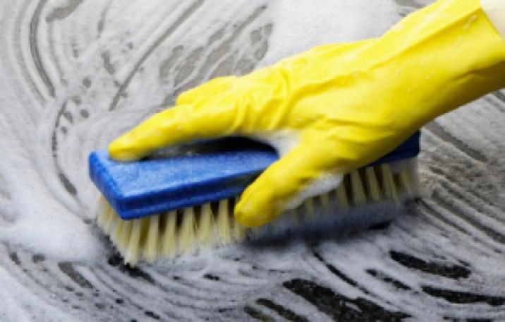scrubbing-the-floor