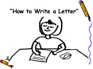 JSS2 English Language Third Term: Letter Writing and