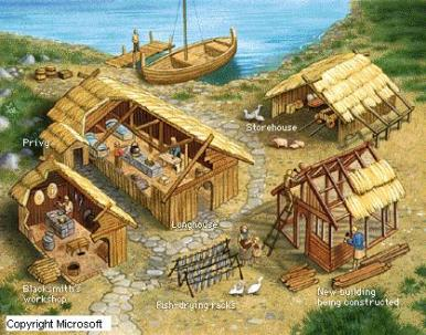 SS2 Geography Third Term: Types of Settlement | Passnownow