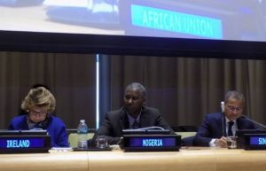 Envoy: Nigeria's resolution on education to pass overwhelmingly at UN