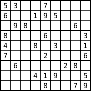 SUDOKU – THE WORLD'S MOST POPULAR NUMBER PUZZLE