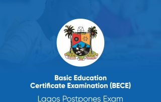 Basic Education Certificate Examination Lagos Postpones Exams