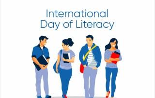 International Day of Literacy 2020 passnownow