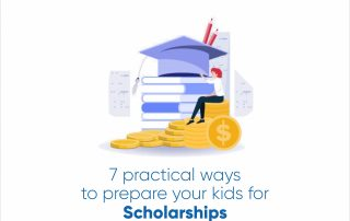 7 Practical Ways to Prepare Your Kids for Scholarships