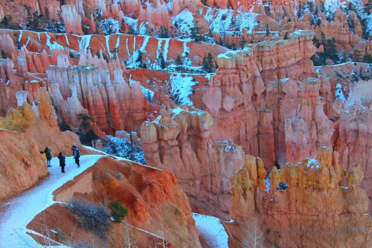 Southwest road trip - Bryce National Park